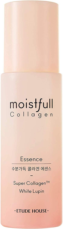 ETUDE HOUSE Moistfull Collagen Essence 80ml (renewal) | |Kbeauty | Moisturizing Long-Lasting Fast-Absorbing Essence for Sensitive Skin