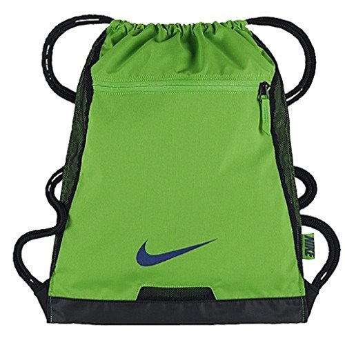 1a431838e8 Nike Alpha Adapt Team Training Drawstring Gym Sack Backpack