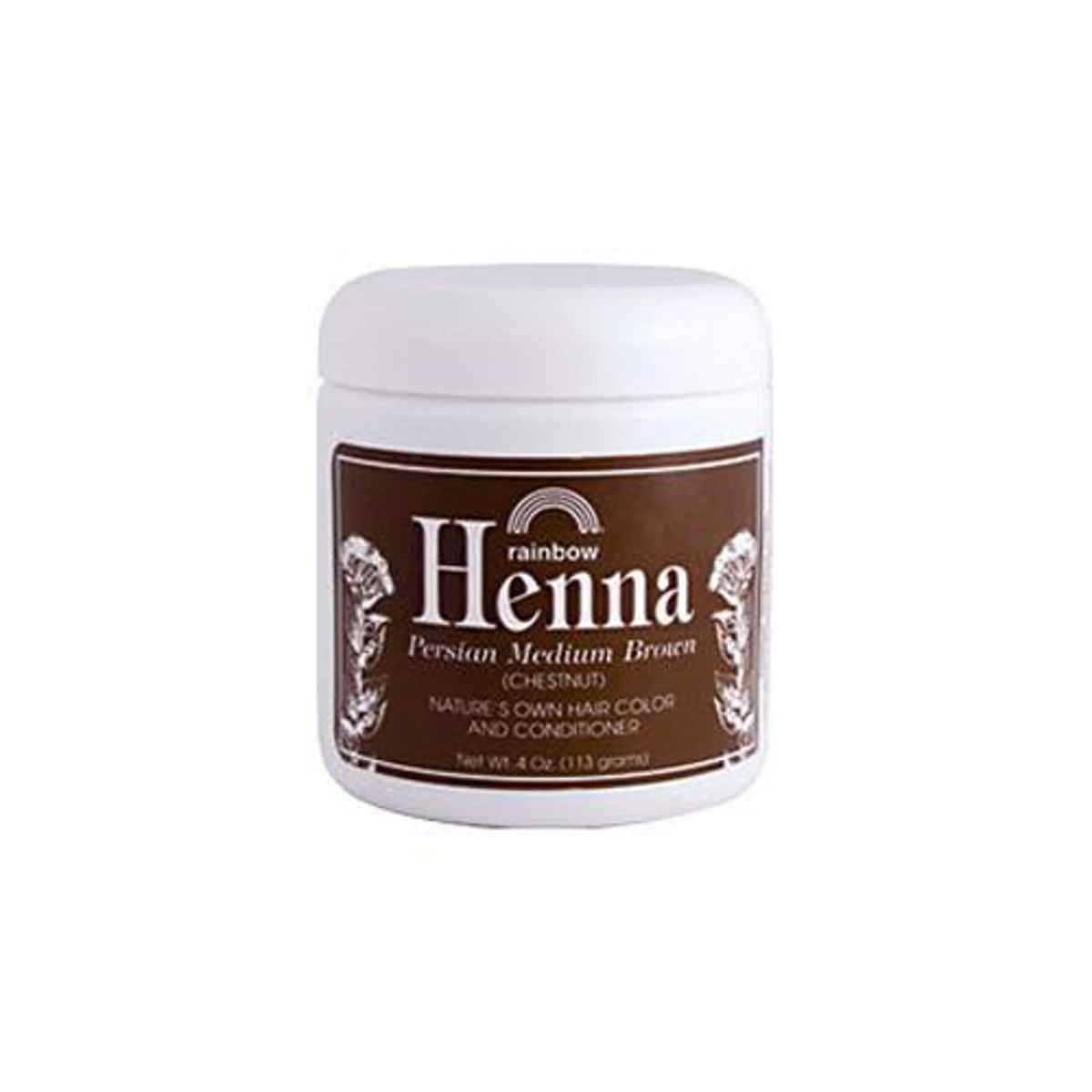 Amazon Rainbow Research Henna Hair Color And Conditioner