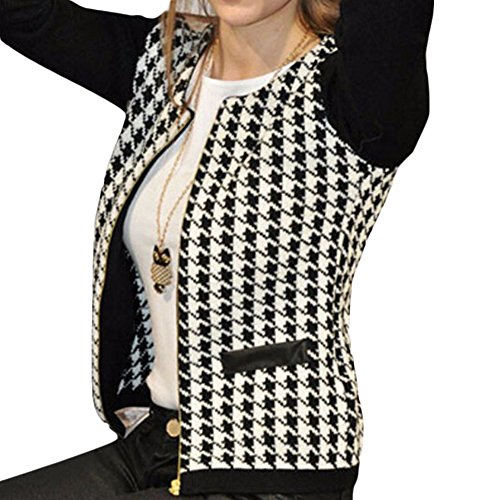 Womens Casual Summer Blazer Outerwear