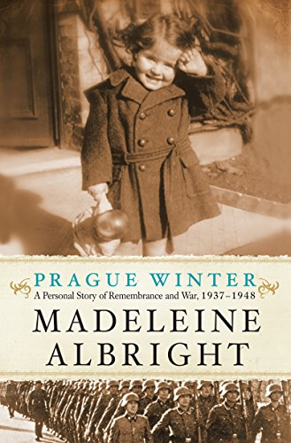 Prague Winter: A Personal Story of Remembrance and War, 1937-1948 cover