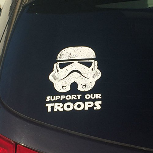 support our troops decal - 8