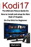 Installing New Kodi 17 Krypton on Fire TV stick for Beginners