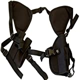 Best Shoulder Gun Holster for Concealed Carry - Universal Fit for Glock, Smith & Wesson, Ruger, & All Others - 100% Satisfaction Guaranteed!