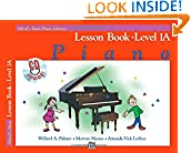 #6: Alfred's Basic Piano Library Lesson Book, Bk 1A: Book & CD