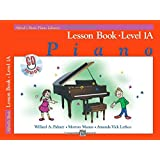 Alfred's Basic Piano Library Lesson Book, Bk 1A: Book & CD
