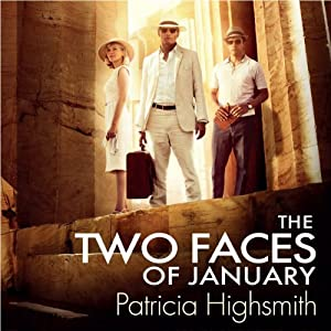 The Two Faces of January Hörbuch