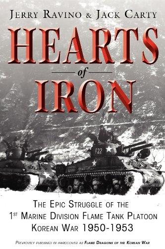 (Hearts of Iron: The Epic Struggle of Teh 1st Marine Flame Tank Platoon: Korean War)