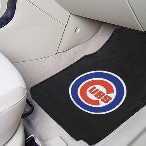 Chicago Cubs 2 Piece Car - 7