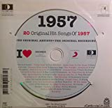 1957-Birthday-Gift-I-Love-1957-Compilation-Music-Hits-CD-20-Original-Songs-1957-Year-Greeting-Card