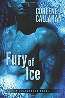 Fury of Ice (Dragonfury Series Book 2) by [Callahan, Coreene]
