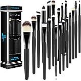 EmaxDesign 20 Pieces Makeup Brush Set
