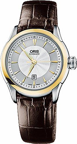 Oris Artelier Date Womens Watch 56176044351LS