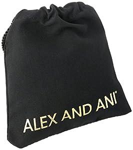 Alex and Ani Armenian Cross III Expandable Rafaelian Bangle Bracelet