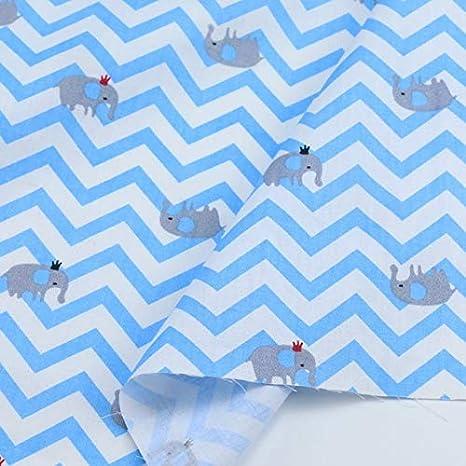 Shoppy Star Syunss DIY Patchwork para acolchar Baberos de ...
