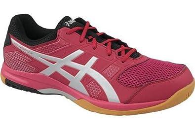 Asics Gel Rocket 8 Badminton Non Marking Indoor Court scarpa