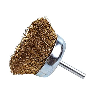 AMPRO T70932 Steel Wire Cup Brush