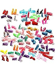 Fat-catz-copy-catz 10 Paar Kwaliteit Mode Schoenen Hoge Hakken geschikt Voor 11 inch size Meisje Poppen voor Outfits Jurk Speelgoed