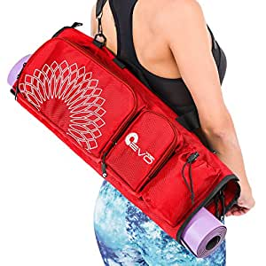 Yoga EVO Large Mat Carrier Extra Long Wide Large Mat Tote