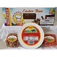 Maxfield Easter Bun & Tastee Cheese Easter Pack