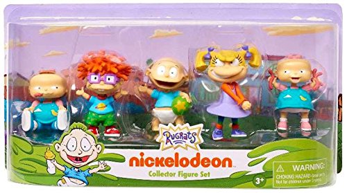 Nick Shows 90s (Nick 90's Just Play Rugrats Collectible Toy Figures)