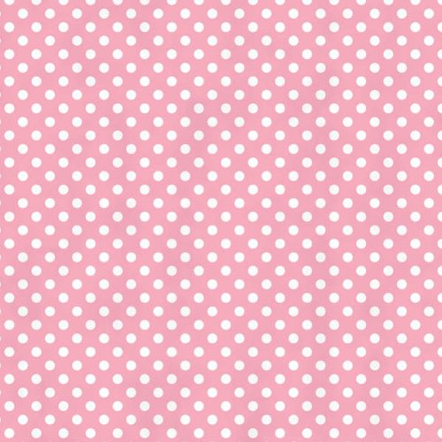 Pink Dot Tissue Paper Party Accessory