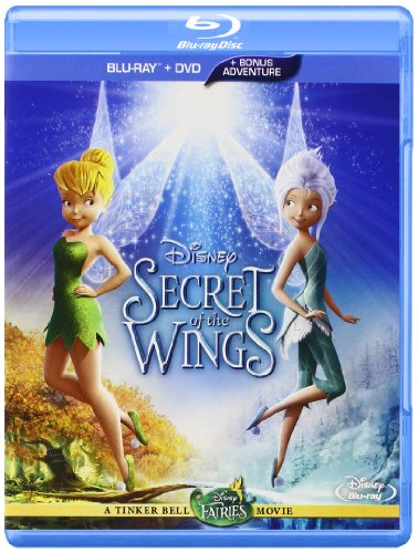 Tinker Bell: Secret of the Wings (Two-Disc Blu-ray/DVD (Wing Disk)