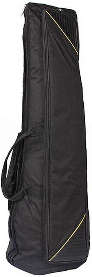 New Tenor Trombone Soft Gig Bag Case Double Aglet Design Black
