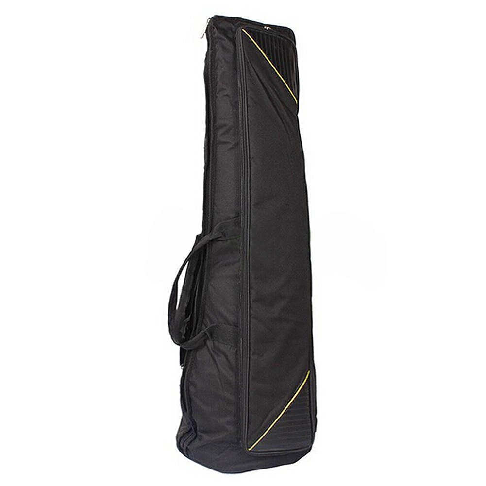 SODIAL(R) New Tenor Trombone Gig Bag Lightweight Case Black 045738