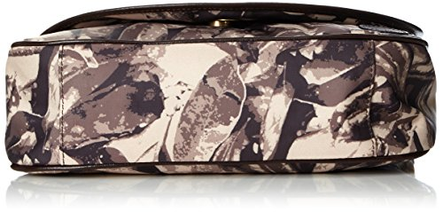 Timberland TB0M5443, Borsa a Tracolla Donna, 9x20x30 cm (W x H x L) Multicolore (Black)
