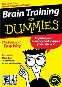 Brain Training For Dummies - PC