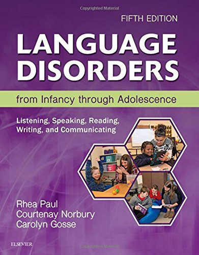 Language Disorders From Infancy Through Adolescence  Listening  Speaking  Reading  Writing  And Communicating