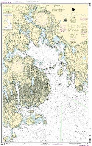 13318--Frenchman Bay and Mount Desert Island
