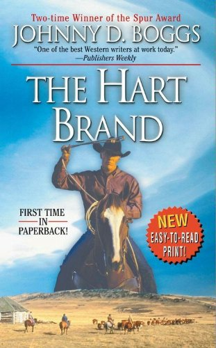 book cover of The Hart Brand