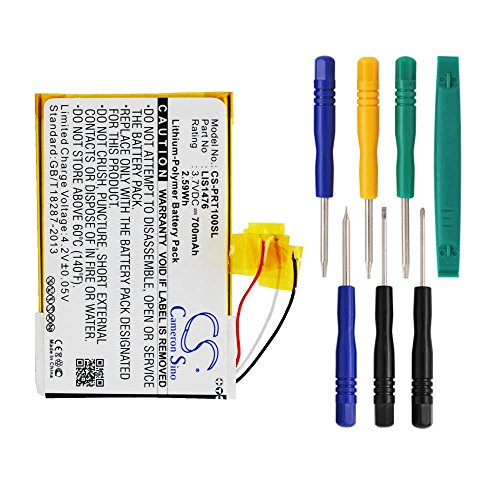 Cameron sino 700mAh Li-ion Battery LIS1476, 1-853-104-11,...