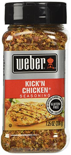 Weber Kick Chicken Seasoning 7 25