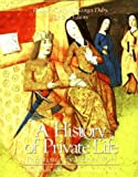 download ebook a history of private life: volume 2 - revelations of the medieval world. by p aries (1-jul-1988) hardcover pdf epub