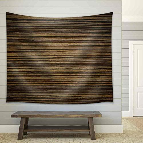 Vintage Wood Texture Background Fabric Wall