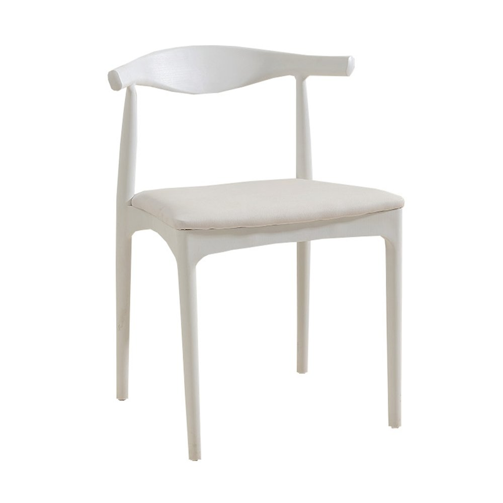 Amazon.com: Nordic chino silla de comedor respaldo silla ...