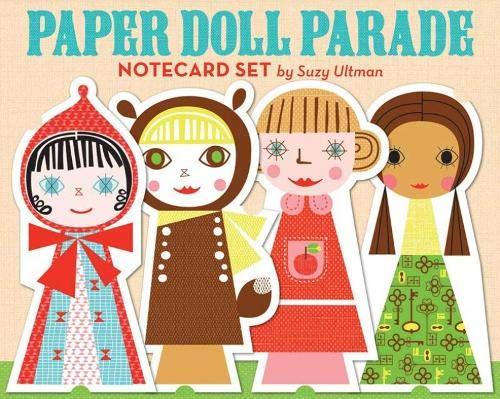 Paper Doll Parade Notecard Set ()
