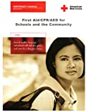 First Aid/CPR/AED for Schools and the Community, Other Contributor-American Red Cross, 1584803002