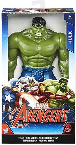 Hasbro Avengers B5772EU4 - Titan Hero Figur Hulk, Actionfigur B5772EU40