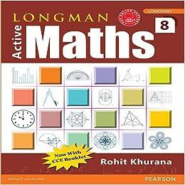 Longman Active Maths 8 price comparison at Flipkart, Amazon, Crossword, Uread, Bookadda, Landmark, Homeshop18