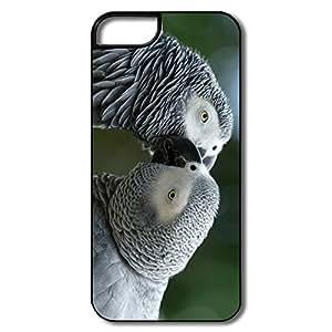 IPhone 5 5s Case Bird Kis,Custom Make Your Own Cartoon Skin For IPhone 5