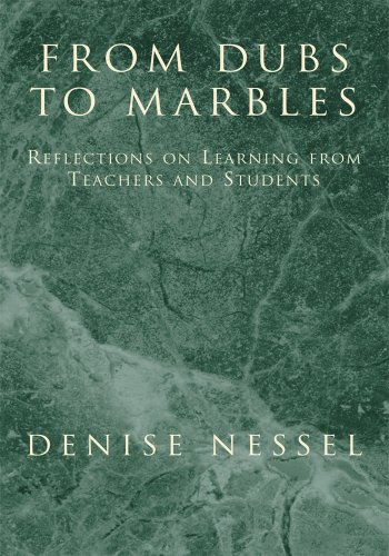 From Dubs to Marbles:Reflections on Learning from Teachers and Students