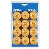 JOOLA 40mm 3-Star Table Tennis Training Balls (12 Count)