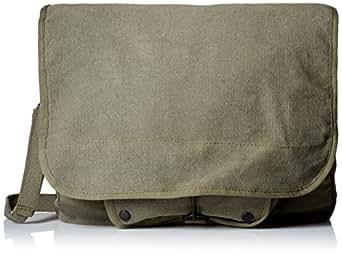 Classic Messenger Paratrooper Shoulder Bag Olive