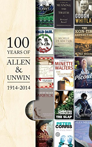 A Hundred Years of Allen & Unwin: 1914-2014