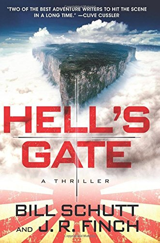 Price comparison product image Hell's Gate: A Thriller