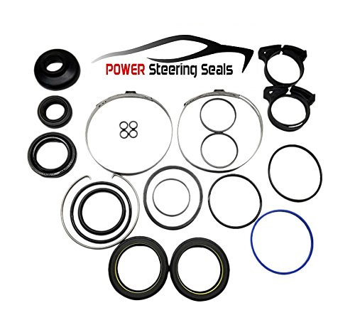 Power Steering Seals - Power Steering Rack and Pinion Seal Kit for Toyota Tundra